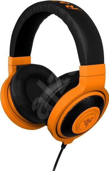 Razer Kraken Neon Orange - Kopfhörer