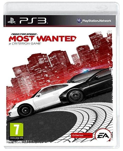 Need for Speed: Most Wanted (2012) - PS3 - Konsolenspiel