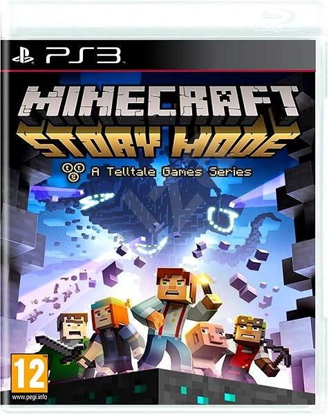 Minecraft Story Mode PS Konsolenspiel Alzade - Minecraft zusammen spielen ps3