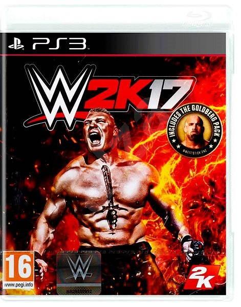 PS3 - WWE 2K17 - Konsolenspiel