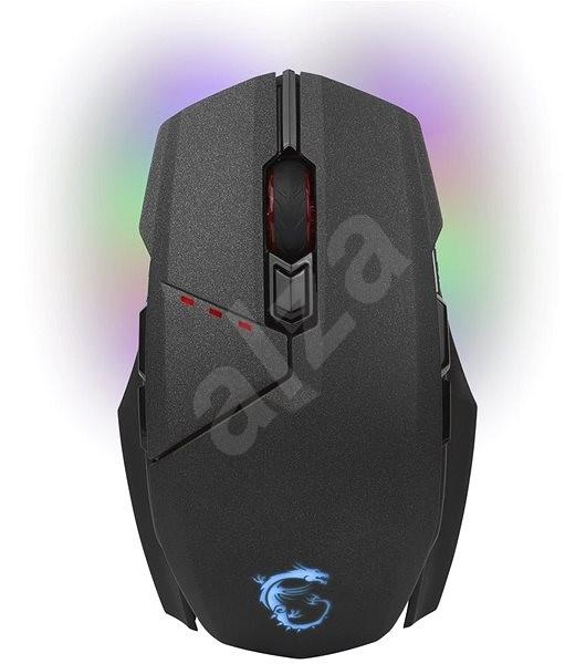 MSI Clutch GM 70 - Gaming-Maus