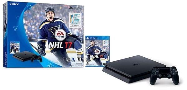 PS4 - NHL 17 - Spielkonsole