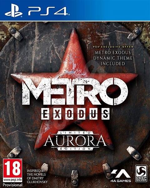 Metro: Exodus - Aurora edition - PS4 - Konsolenspiel