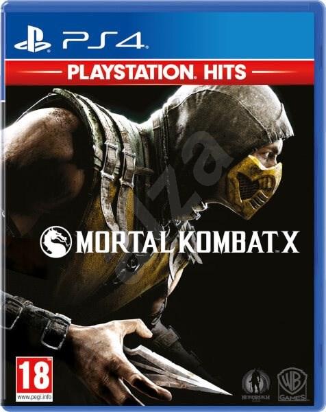 Mortal Kombat X - PS4 - Konsolenspiel