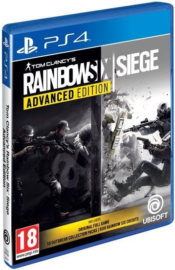 tom clancys rainbow six siege - advanced edition inhalt
