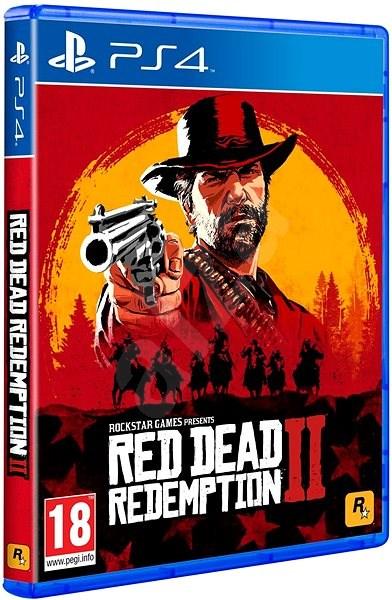 Red Dead Redemption 2  - PS4 - Konsolenspiel