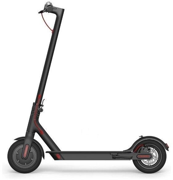 Xiaomi Mi Scooter 2 Schwarz Elektrischer Roller Alzade