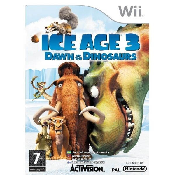 Game For Nintendo Wii - Ice Age 3 - Konsolenspiel