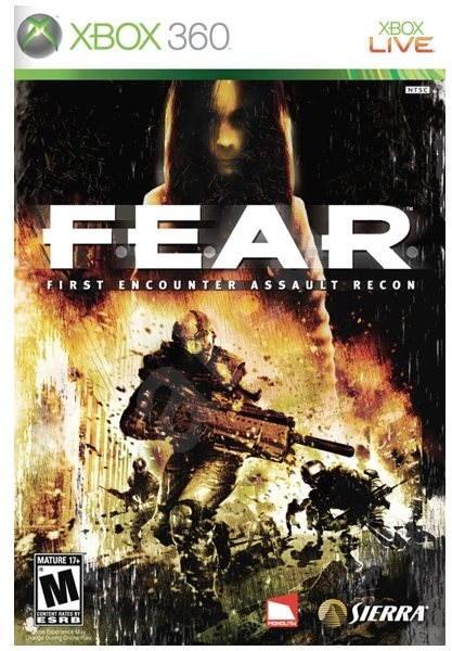 Xbox 360 - F.E.A.R - Konsolenspiel