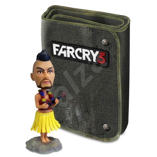 Xbox 360 - Far Cry 3 (Insane Collectors Edition) - Konsolenspiel