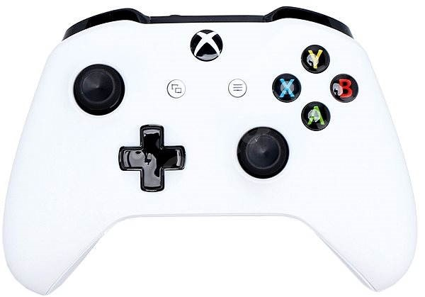 Xbox One Wireless Controller White Gamepad Alzade