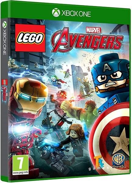 LEGO Marvel Avengers - Xbox One - Konsolenspiel