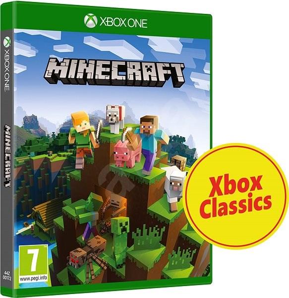 Minecraft Explorers Pack Xbox One Spiel Für Die Konsole Alzade - Minecraft wii spielen