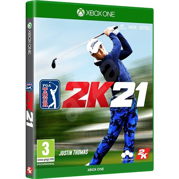 PGA Tour 2K21 - Xbox One - Konsolenspiel
