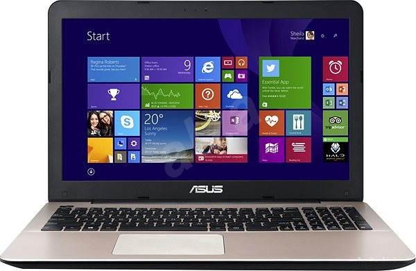 ASUS X555LA-XO643H Brown (SK-Version) - Laptop