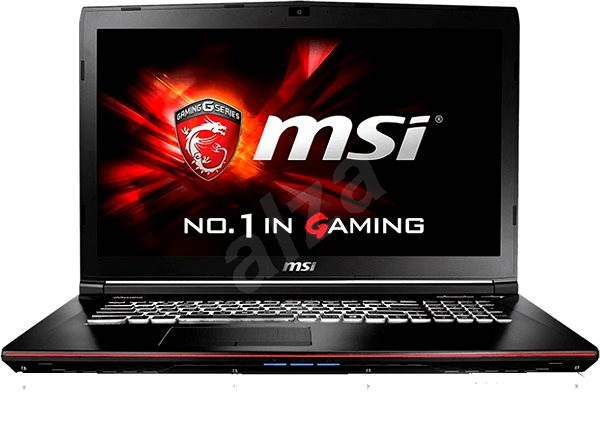 MSI GE72 6QC-255CZ Apache - Laptop