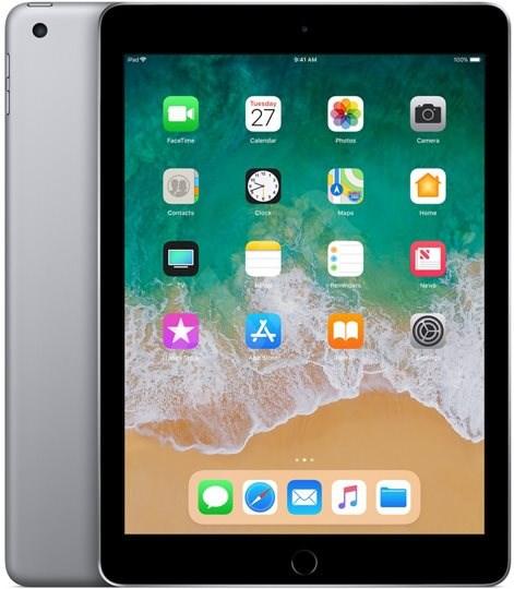 iPad 32GB WiFi Space Grau 2018 - Tablet