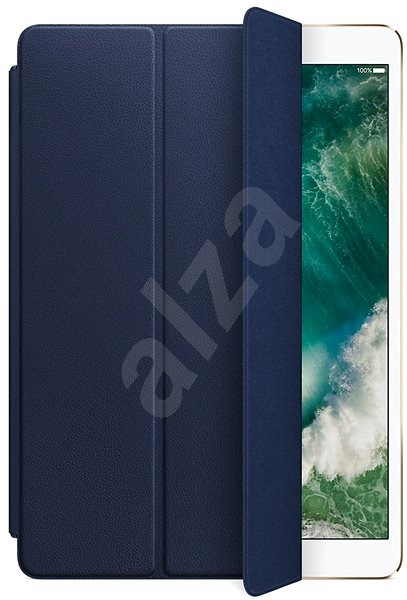 "Leather Smart Cover iPad 10.2"" 2019 & iPad Air 10.5"" Nachtblau - Tablet-Hülle"