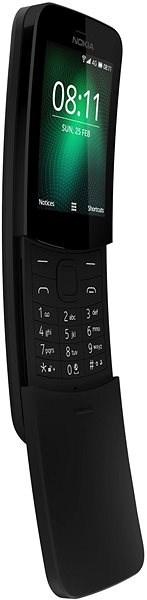 Nokia 8110 4G Black Dual SIM - Handy