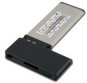 DuelAdapter reduction PCMCIA to ExpressCard -