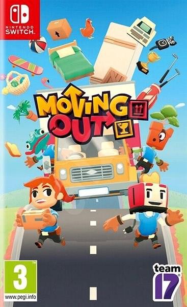 Moving Out - Nintendo Switch - Konsolenspiel
