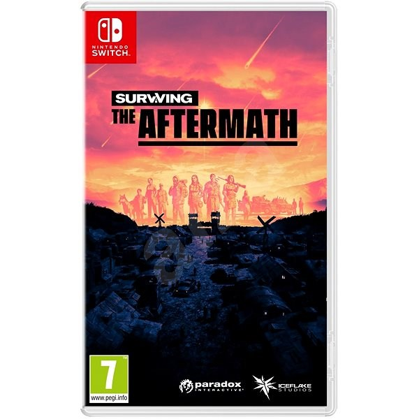 Surviving the Aftermath: Day One Edition - Nintendo Switch - Konsolenspiel
