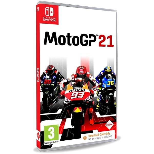 MotoGP 21 - Nintendo Switch - Konsolenspiel