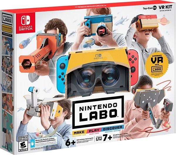 Nintendo Labo - VR Kit für Nintendo Switch - Konsolenspiel