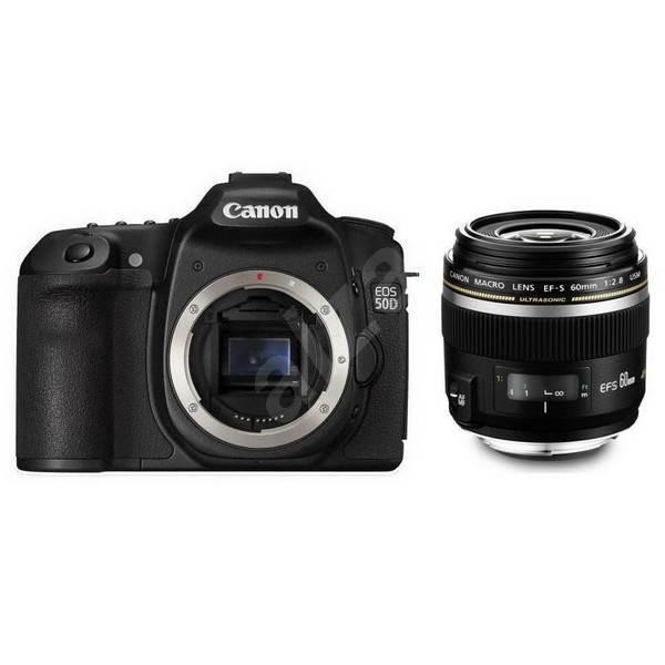 Canon EOS 50D - Digitale Spiegelreflexkamera