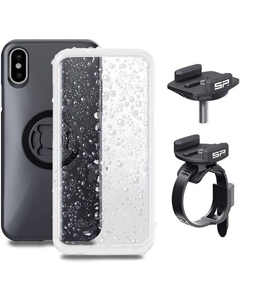 SP Connect Bike Bundle Fahrrad-Smartphonehalterung - iPhone X/XS - Fahrradhalter