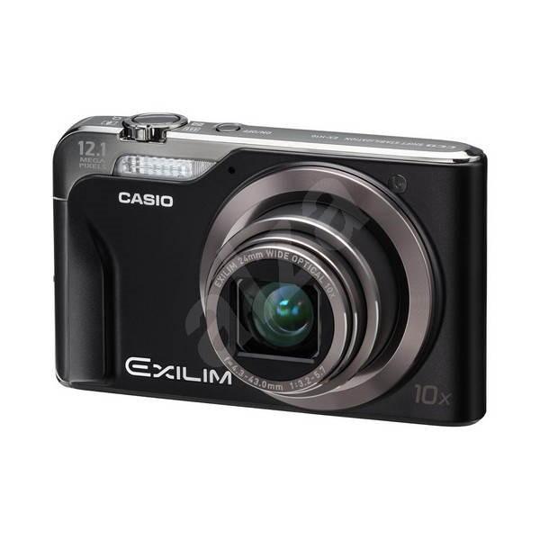 Casio Exilim Hi-ZOOM EX-H10 black - Digital Camera
