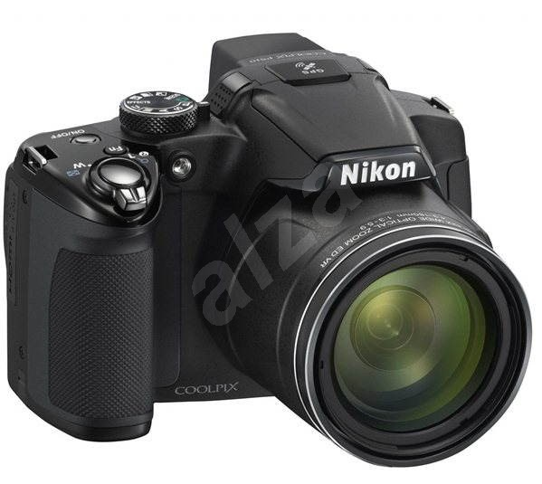 Nikon COOLPIX P510 black - Digital Camera