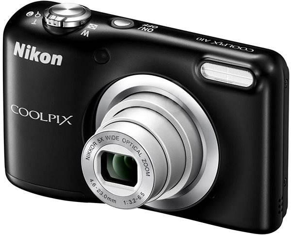 Nikon COOLPIX A10 Schwarz - Digitalkamera