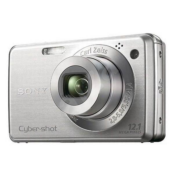 SONY CyberShot DSC-W230S silver - Digital Camera