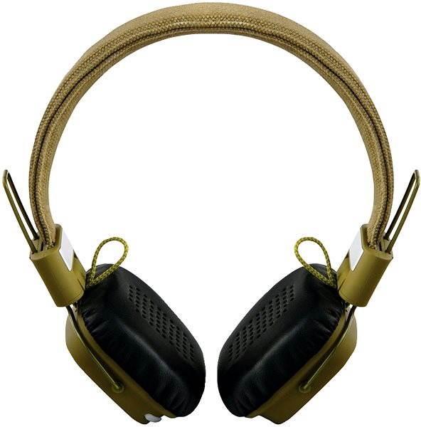 Outdoor-Tech OT1400 Privates Grün - Kabellose Kopfhörer