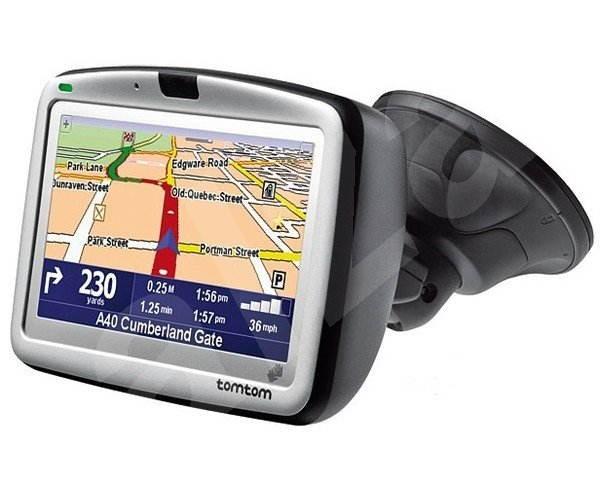 Navigační systém GPS TomTom GO 510 - Navigace