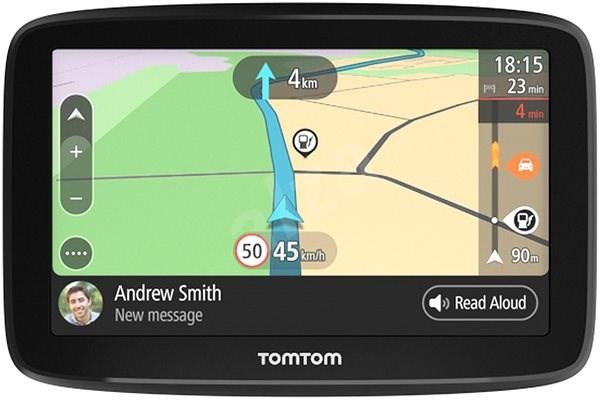 """TomTom GO Basic 5"""" Europe LIFETIME Karten - GPS Navi"""