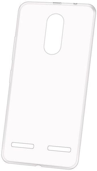 CELLY Gelskin für Lenovo K6, farblos - Schutzhülle