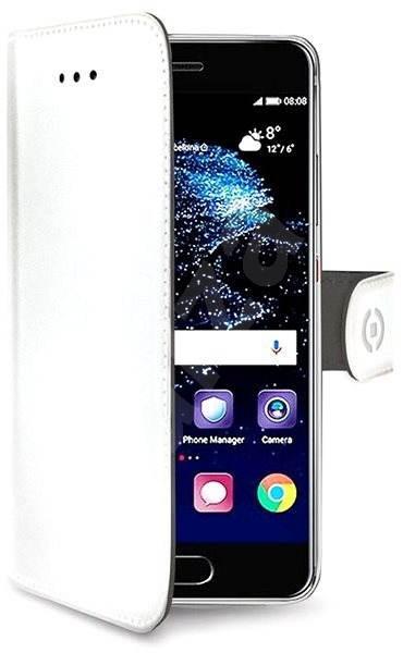 CELLY Wally für Huawei P10 Weiß - Handyhülle