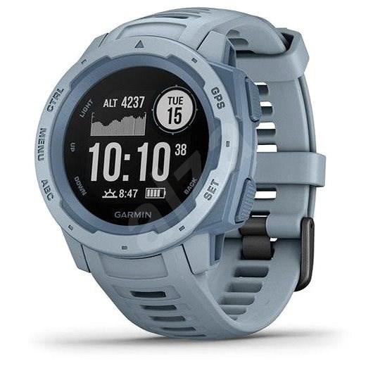 Garmin Instinct Light Blue - Smartwatch