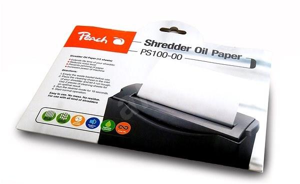 Peach Ölpapier PS100-00 - Ölpapier
