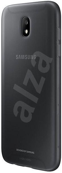 Samsung EF-AJ530T Jelly Cover Galaxy J5 (2017) schwarz - Schutzhülle
