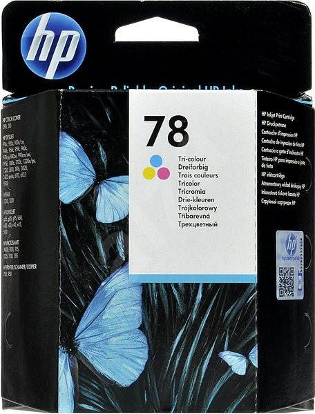 HP C6578D Nr. 78 - Tintenpatrone