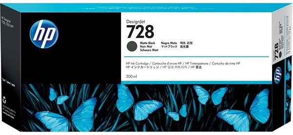 HP F9J68A Nr. 728 - Tintenpatrone