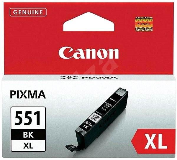 Canon CLI-551BK XL Schwarz - Tintenpatrone