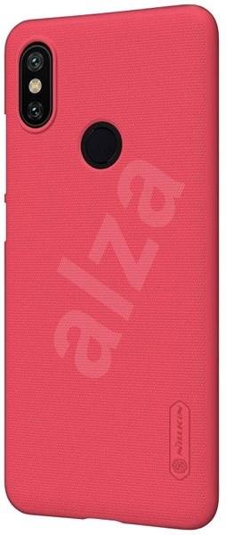 Nillkin Frosted für Xiaomi Mi A2 Red - Silikon-Schutzhülle
