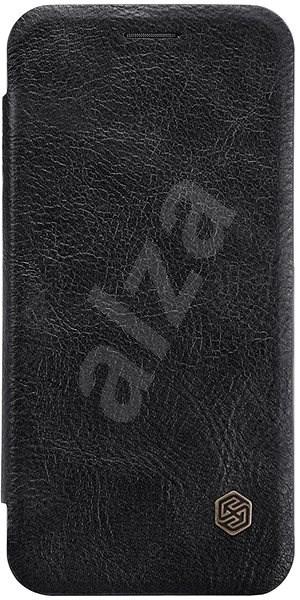 Nillkin Qin Book für Honor 10 Schwarz - Handyhülle