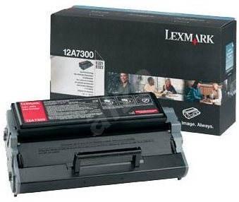 LEXMARK 12A7300 schwarz - Toner