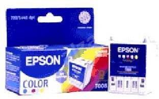 Epson T008 color - Cartridge