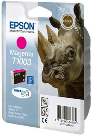 Epson T1003 Magenta - Tintenpatrone